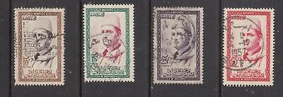 MOROCCO STAMPS USED.Rfno.A516.