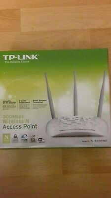 TP-LINK TL-WA901ND v4.0 WLAN Access Points Weiß