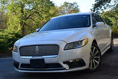 2017 Lincoln Continental PREMIER-EDITION/HTD SEATS/CAMERA/8K MILES! 2017 Lincoln Continental Premier-Edition Sedan 4-Door 3.7L V6 / 8K MILES!