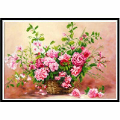 Summer Flower Diamond Painting 5D Diy Embroidery Rhinestone Cross Stitch Craftpy