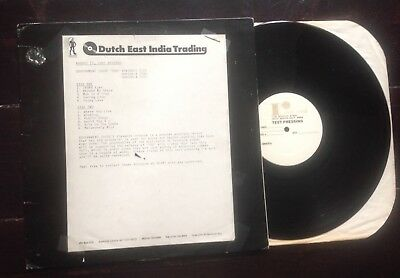 government issue - You LP  Test Pressing giant Rec. Minor Threat