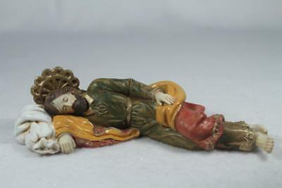 "Fontanini-Made In Italy 'Sleeping St. Joseph' 5"" Centennial Series #54111 NIB"