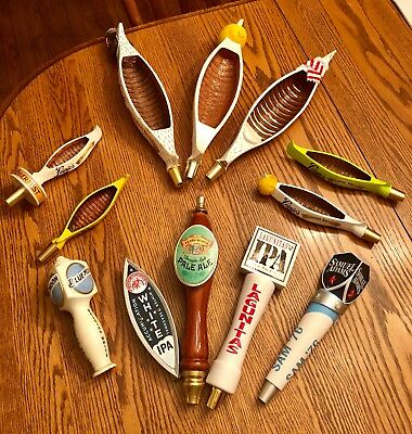 Beer Tap Handle Lot of 12- Free Shipping