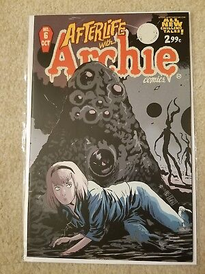 Afterlife with Archie #6 • 1st Print • 1st Sabrina Appearance • NETFLIX• NM/ NM+