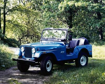 1974 Jeep CJ5 Factory Photo ua8538-3DX1KR