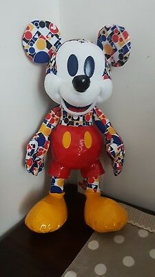Mickey Mouse Memories Plush March Disney Limited Edition 3 of 12 - Sold Out