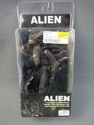 Neca Alien Fully Articulated Figure Reel Toys 2008 HR Giger Original Design MIP.