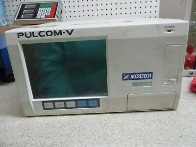 Accretech E- Pvi5 Real Time Dimension Control #1112955M  *Used