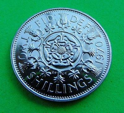 A  STUNNING  PROOF  GRADE  1970  TWO  SHILLINGS  2/- ....from  LUCIDO_8