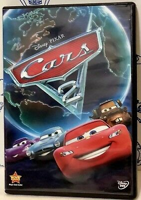 Disney Pixar Cars 2 Dvd Movie 2011 Children S Cartoon Film Owen
