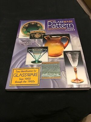 Florence's Glassware Pattern Identification Guide Vol 3 Gene Cathy Florence Book