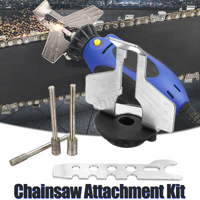 Chainsaw Sharpener Swarts Tools Chain Saw Electric Grinder Bench High Speed Kit