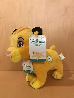 Disney Baby Lion King Simba Animated Walking New with Tags FAST SHIP