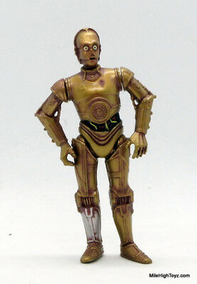 STAR WARS MICRO MACHINES FIGURE GOTAL Figure from C-3PO Tatooine Mos Eisley