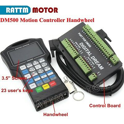 Replace DSP A11E CNC 3 Axis Controller Remote for CNC Router CNC DSP Controller