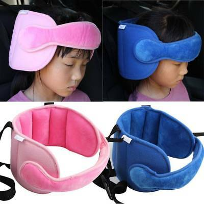 Safety Baby Car Seat Sleep Nap Aid Child Kid Head Support Holder Protector Belt