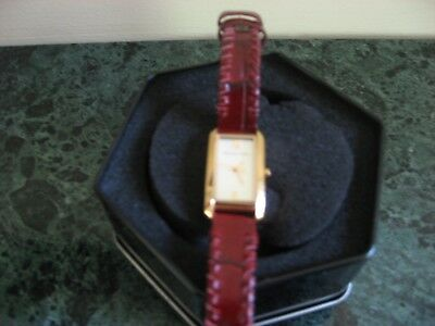 Michael Kors Woman's Watch Leather Band