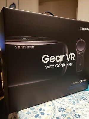 Samsung Gear VR 2017 With Controller SM-R324 Oculus Galaxy S8 S8 S7 Note S6
