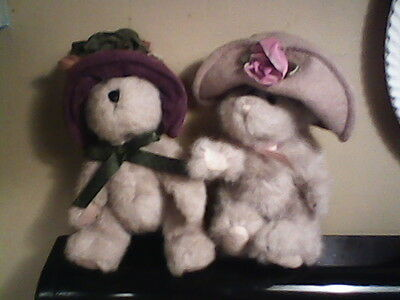 Boyds Bears Archive Edition Investment Collection fully jointed and other Boyds