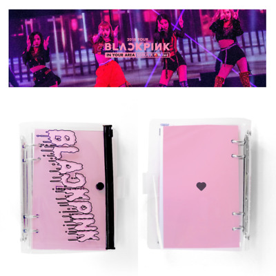 BLACKPINK OFFICIAL MD GOODS [ IN YOUR AREA ] SELFCARE PLANNER Diary Daybook