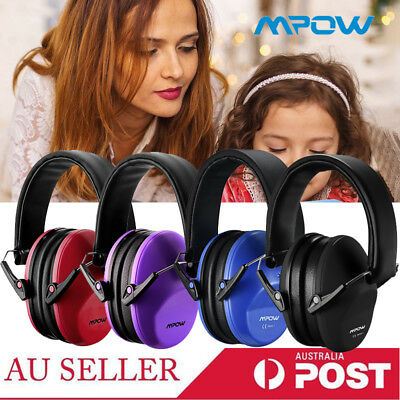 MPOW Ear Muffs Protect Safety Noise Reduction Defenders Kids Children Xmas Gift