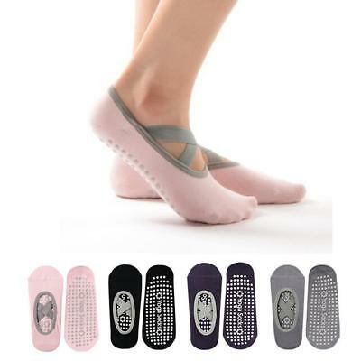 A Soft Non-slip Yoga Socks Pilates Dance Socks With Durability And Comfort ND