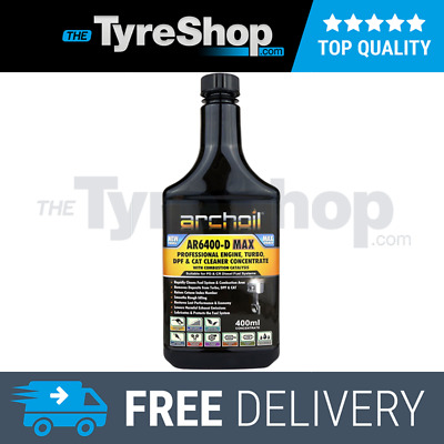 Archoil AR6400-D Pro 400ml Concentrate Diesel Cleaner Fuel Additive Additives