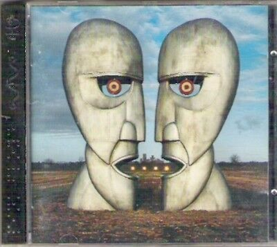THE DIVISION BELL Pink Floyd 1994 CD Rare classic Psychedelic Rock Collectable