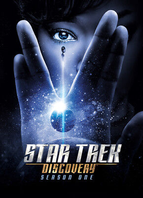 Star Trek: Discovery - Season 1 DVD (2018) Sonequa Martin-Green ***NEW***