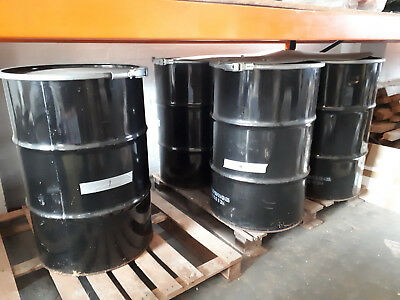 Heating Oil - 5 new metal drums (Approx. 270 Gallons)