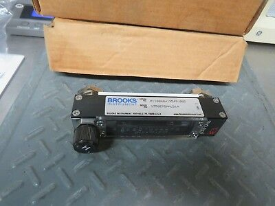2 - Brooks 1350 Ep2Aald1A Sho-Rate Flow Meter (New No Box)