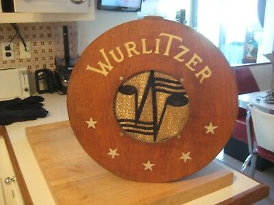 wurlitzer jukebox speaker model 4005