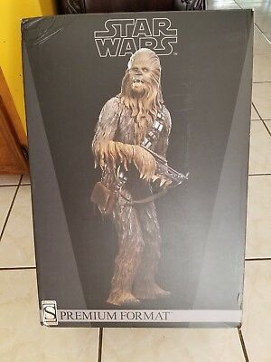 Sideshow Exclusive Star Wars Chewbacca Premium Format Statue