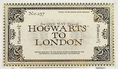 picture regarding Hogwarts Express Ticket Printable named HARRY POTTER System 9 3/4 Hogwarts Specific Coach + Bus