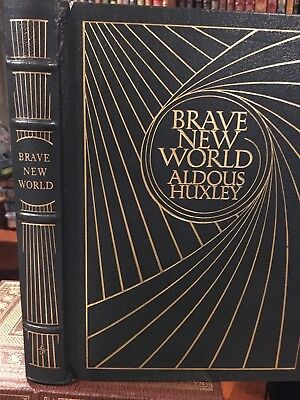 Easton Press: Brave New World: Aldous Huxley: 632 years in the Future
