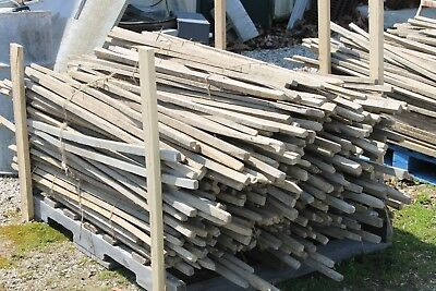 12 Primitive Antique Tobacco Sticks/Rustic/Crafts/From Southern Indiana