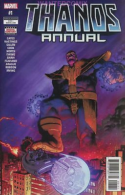Thanos Annual #1 Donny Cates Cosmic Ghost Rider Marvel Comic Book Apr 2018 New