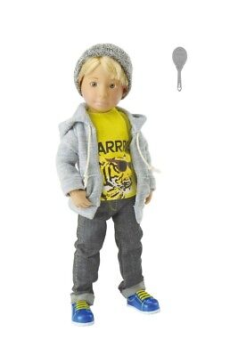 MICHAEL KRUSELINGS CASUAL SET boy Doll Kathe Kruse H-Q Vinyl Glass Eyes NEW