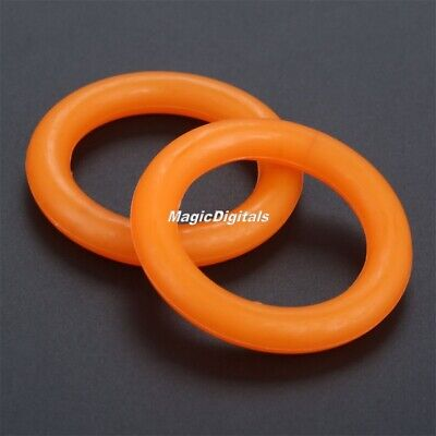 2Pcs Industrial Sewing Machine Bobbin Winder O Ring Rubber Tire Tyre For Brother