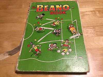 Beano Book Annual 1956/57 Good Condition