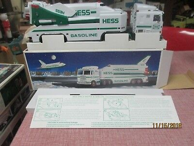 1999 Hess Toy Truck New old stock