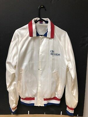 BRUCE SPRINGSTEEN Born In The USA World Tour LARGE 1984 PROMO RARE TOUR JACKET