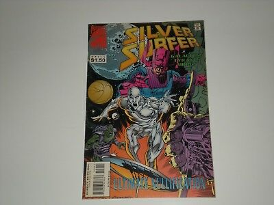 Marvel Comics The Silver Surfer #109 Oct. 1995
