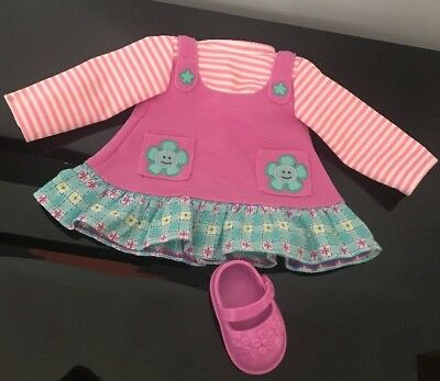 Playmates interactive Amazing Amanda Doll 2005 Dress And Shoes Replacement