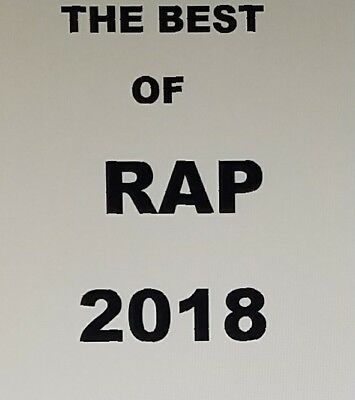 Usb Flash Drive With The Best Hip Hop & R&b Of 2018