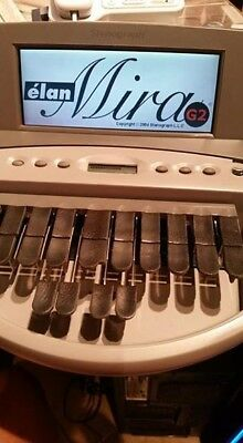 Court Reporter Steno Machine - Elan Mira
