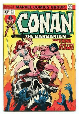 Conan The Barbarian #44 - Classic Red Sonja Cover / Story - Neal Adams - 1974