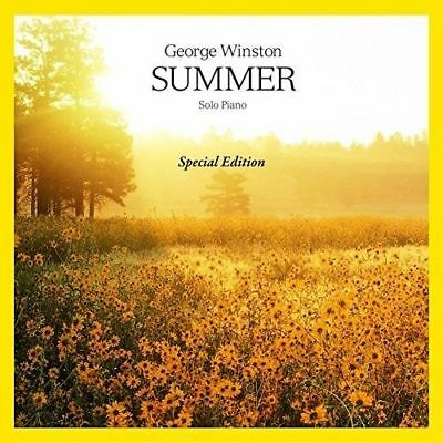 George Winston - Summer: Special Edition New Cd