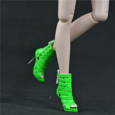 """Sherry 16/"""" Tonner Ellowyne Wilde Shoes Doll Yellow color  96-es-06"""