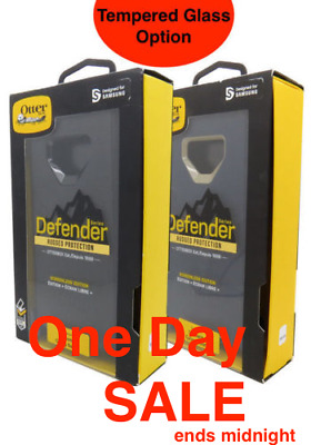 Note 9 NEW Otterbox Defender Case & Belt Clip Holster for Samsung Galaxy Note 9